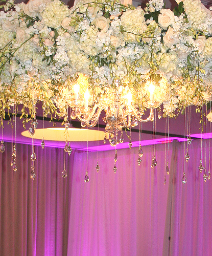 wedding ceiling lights photo - 10