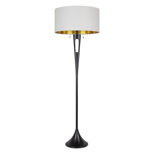 west elm floor lamp photo - 10