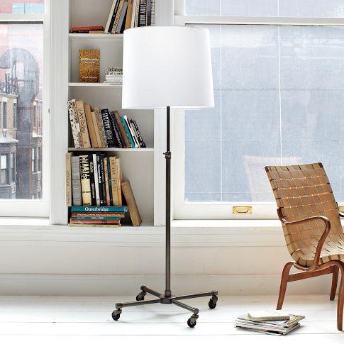west elm floor lamp photo - 6