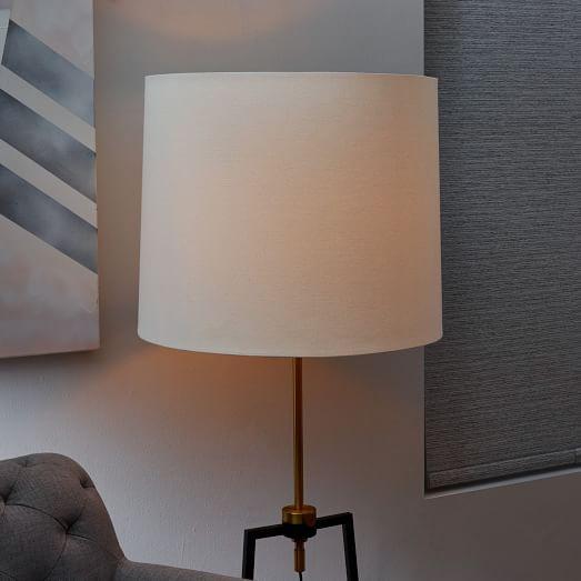 west elm floor lamp photo - 8