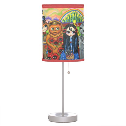 whimsical table lamps photo - 9