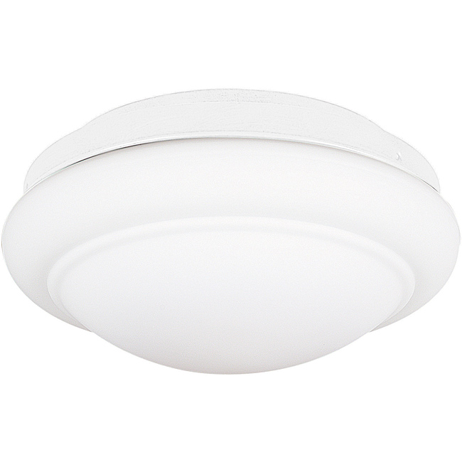 white ceiling fan light kit photo - 2
