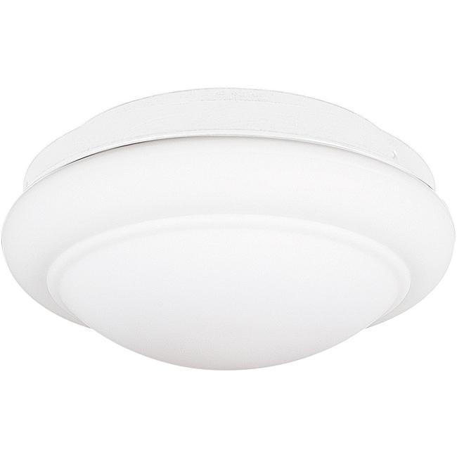 white ceiling fan light kit photo - 2