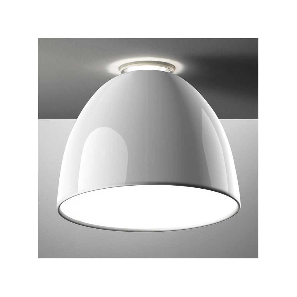 white ceiling light photo - 3