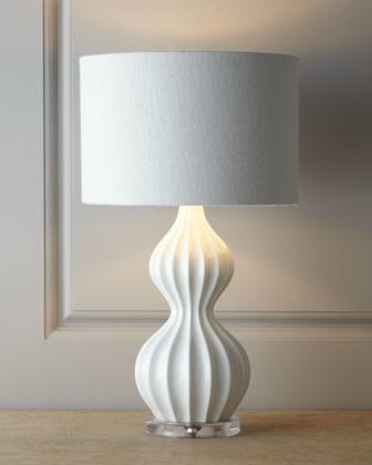 white gourd lamp photo - 1