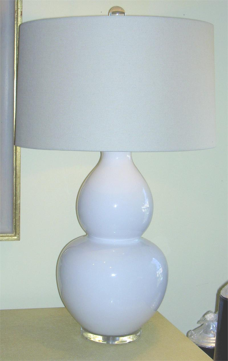 white gourd lamp photo - 7