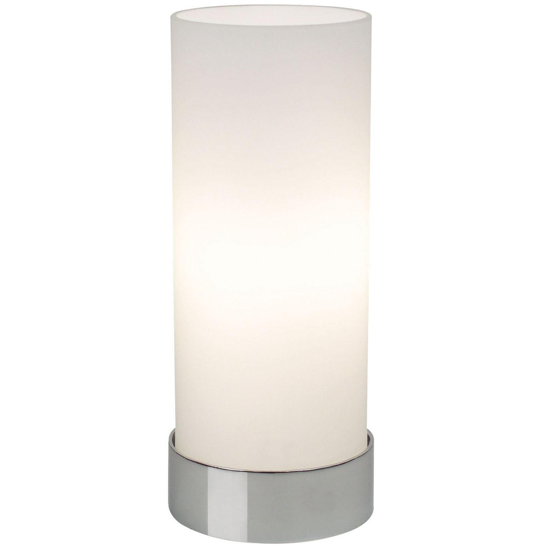 white lamp table photo - 5