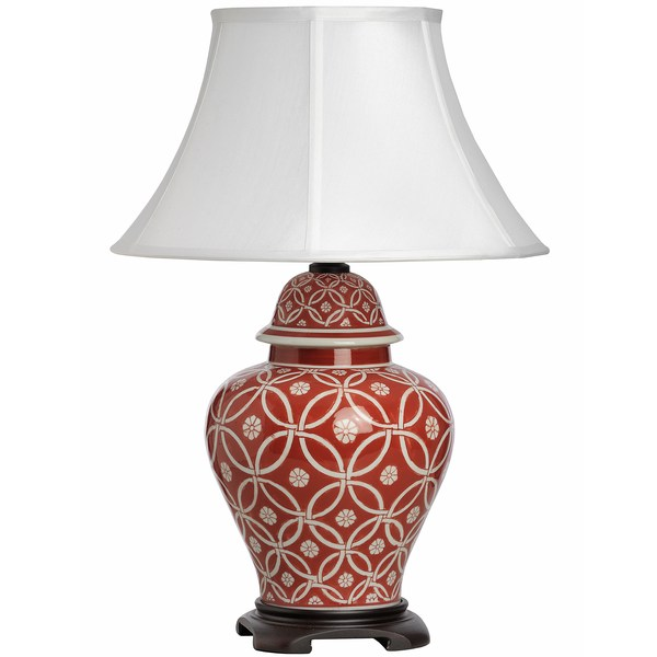 white table lamps photo - 10