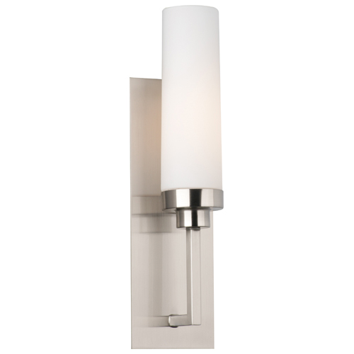 white wall sconce light photo - 4