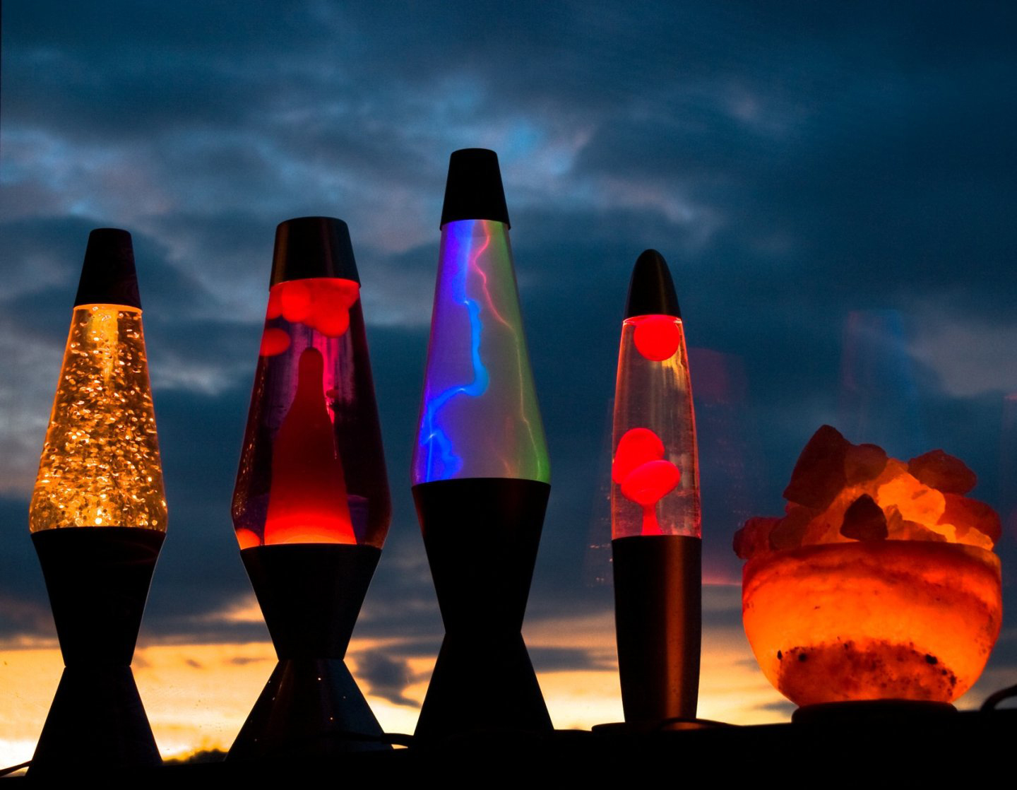Who Invented Lava Lamps