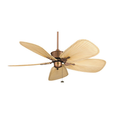 wicker ceiling fans photo - 9