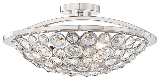 wide ceiling light photo - 3