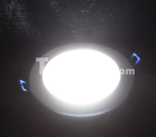 wide ceiling light photo - 7