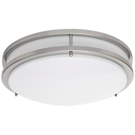 wide ceiling light photo - 9