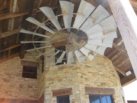 windmill ceiling fan photo - 7