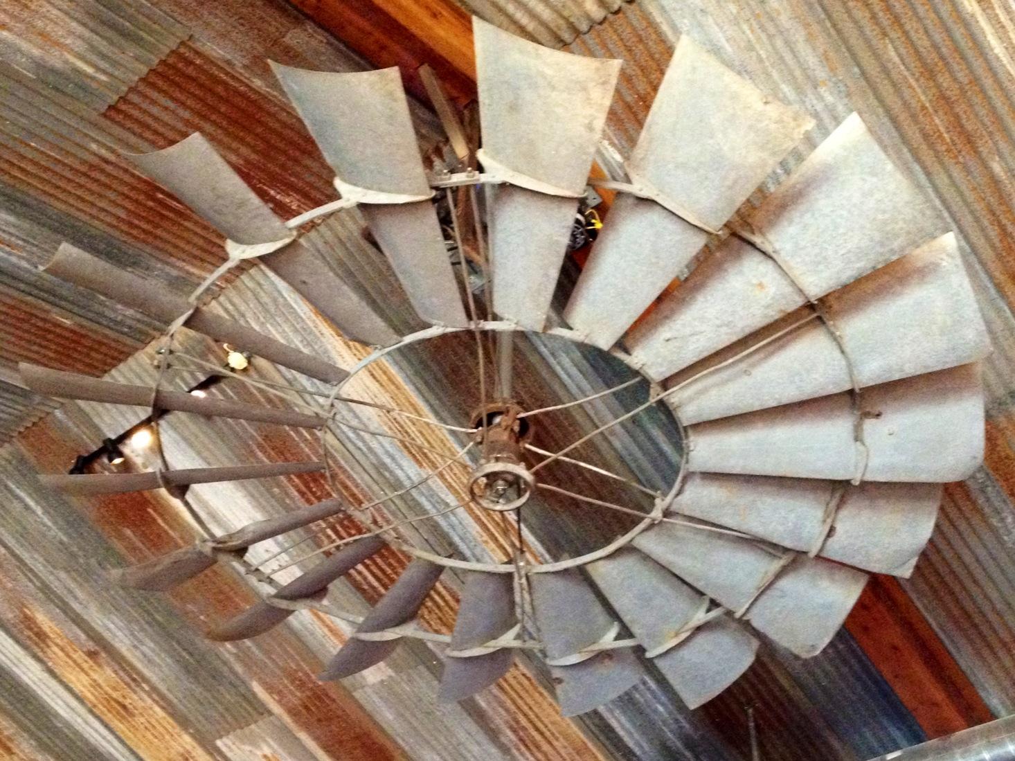 windmill ceiling fan photo - 8