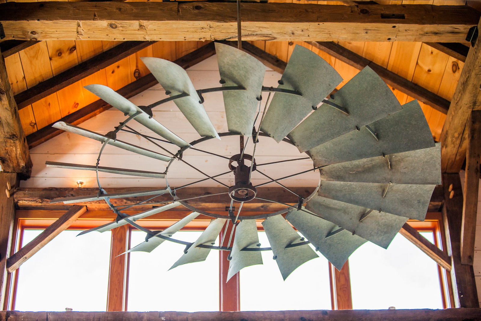 Windmill Ceiling Fan Photo