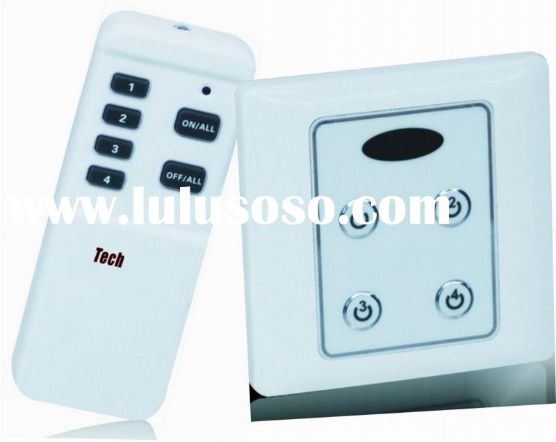 wireless wall light switch photo - 1
