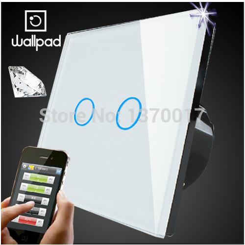 wireless wall light switch photo - 9