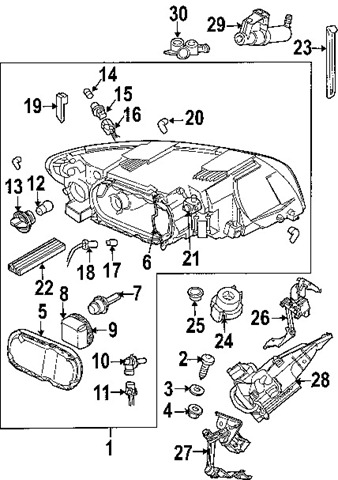 hyundai xg300 fuse box diagram with Gmc Acadia Headlight Replacement on 2010 Toyota Sienna Transmission Problems together with Hyundai Xg350 Ac Diagram in addition 2003 Kia Spectra Stereo Wiring Diagram additionally 2002 Jaguar X Type Fuse Box as well Gmc Acadia Headlight Replacement.