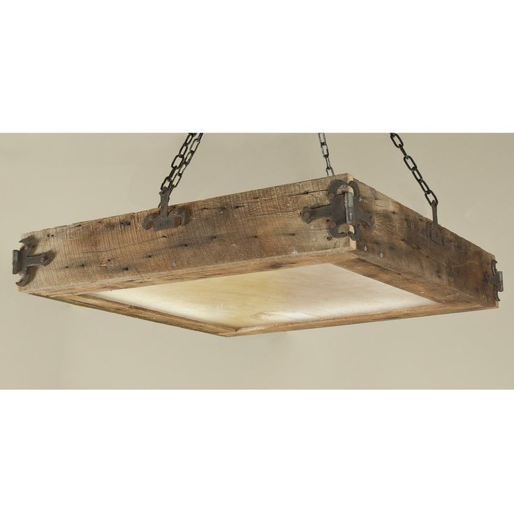 wood ceiling lights photo - 8
