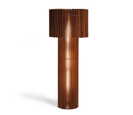 wood floor lamps photo - 4