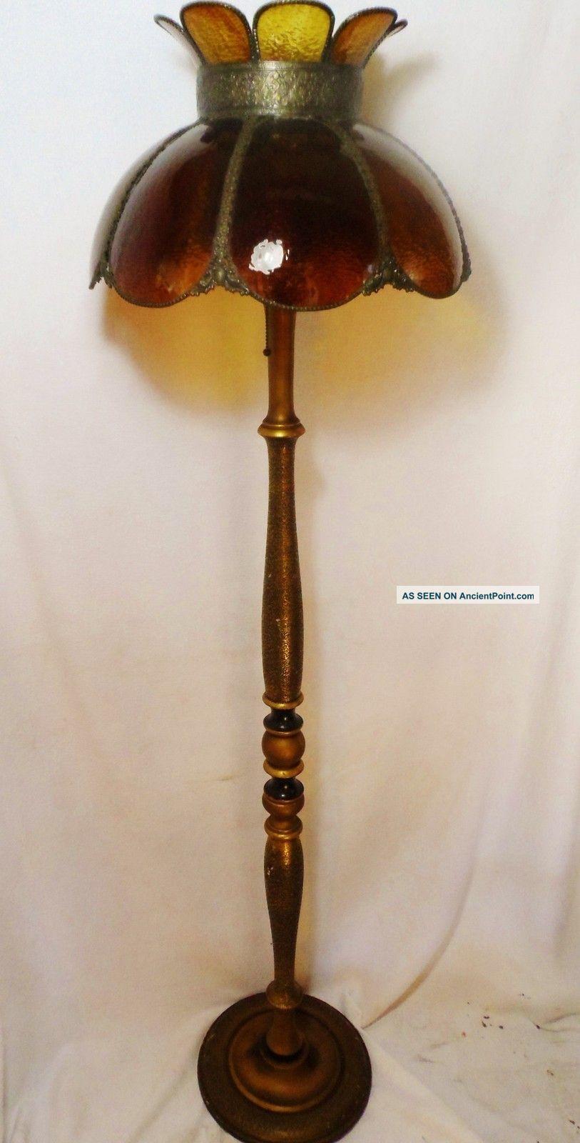 wood floor lamps photo - 8