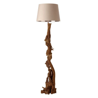 wood lamps photo - 6
