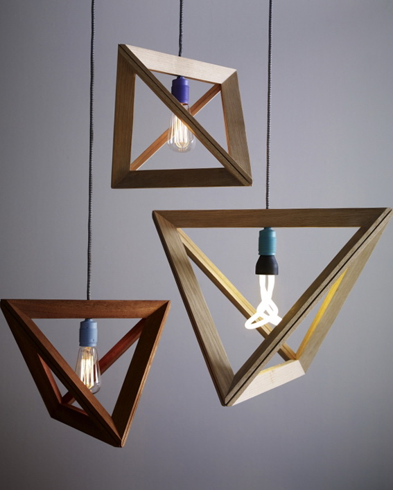 wood lamps photo - 7