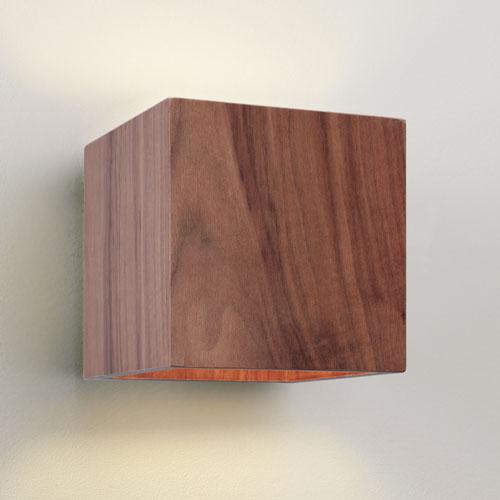 wood wall lights photo - 4