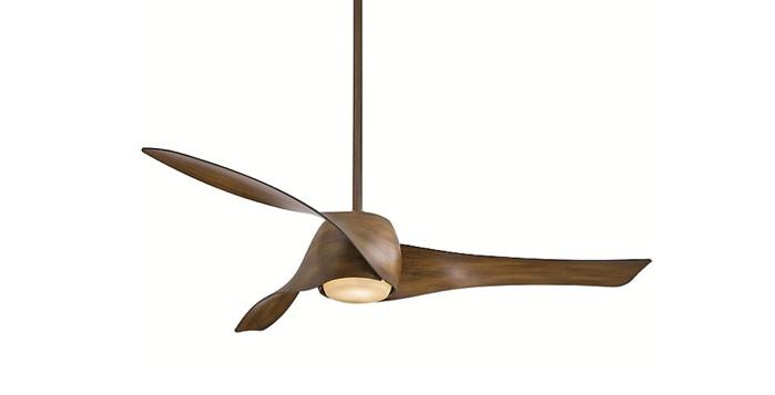 wooden ceiling fans photo - 2