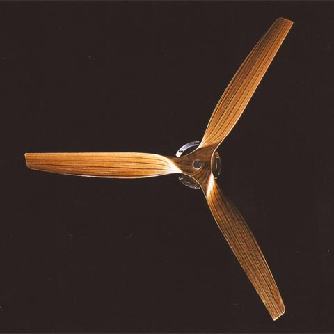 wooden ceiling fans photo - 7