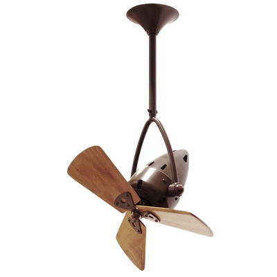wooden ceiling fans photo - 9