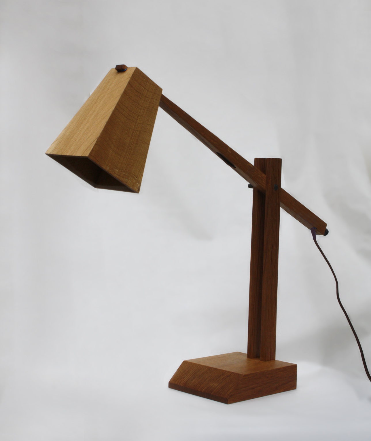 wooden lamps photo - 10