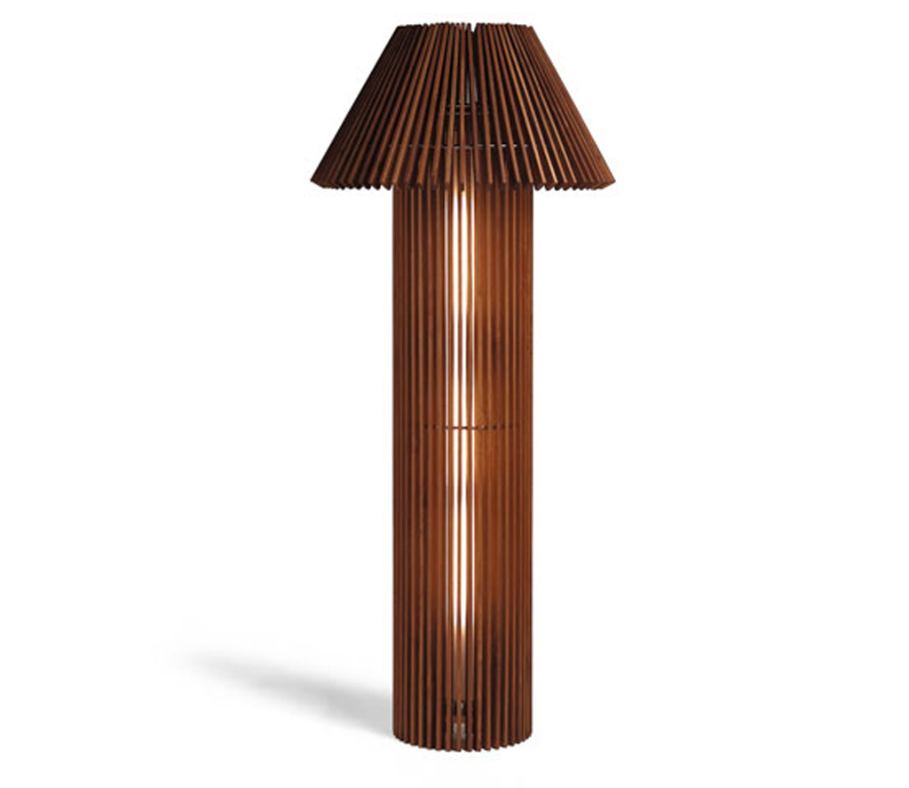wooden lamps photo - 6