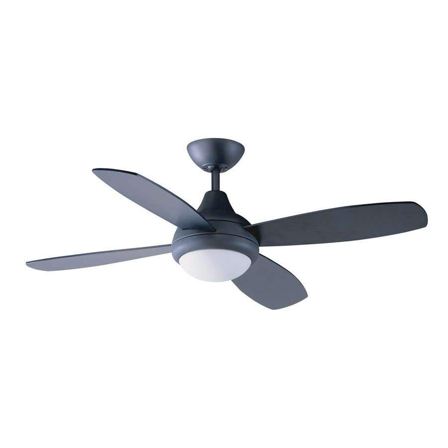 wrought iron ceiling fans photo - 1
