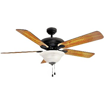wrought iron ceiling fans photo - 6