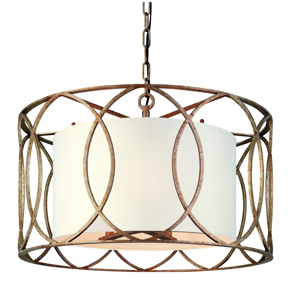wrought iron lamps photo - 8