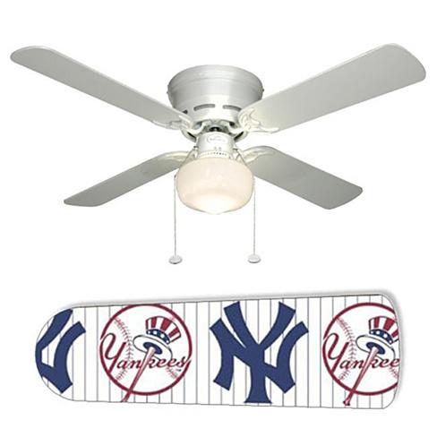 yankees ceiling fan photo - 6