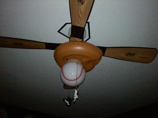 yankees ceiling fan photo - 8