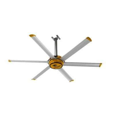 yellow ceiling fan photo - 1