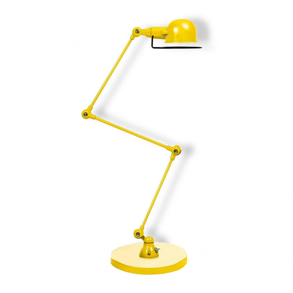 yellow desk lamp photo - 9