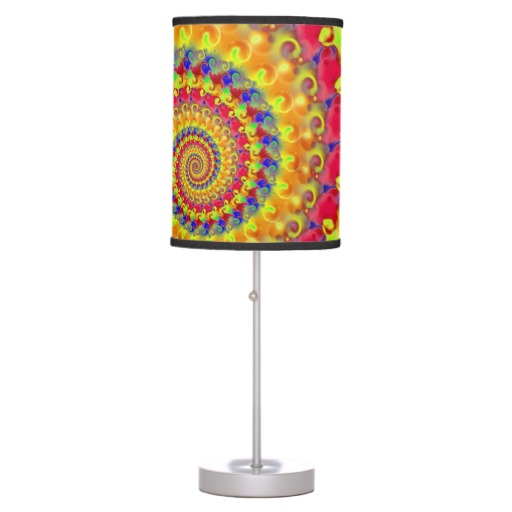 yellow table lamps photo - 7