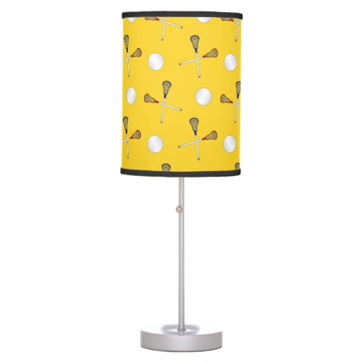 yellow table lamps photo - 9