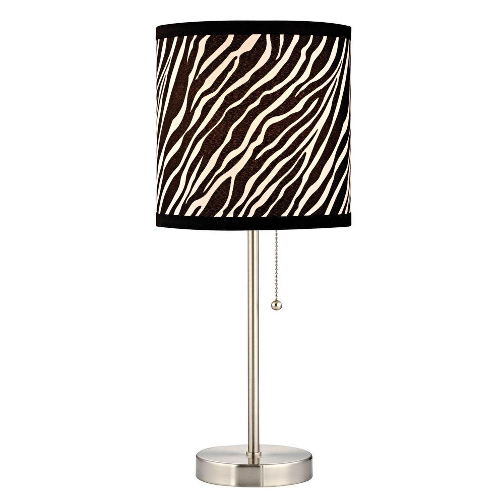 zebra lamps photo - 2