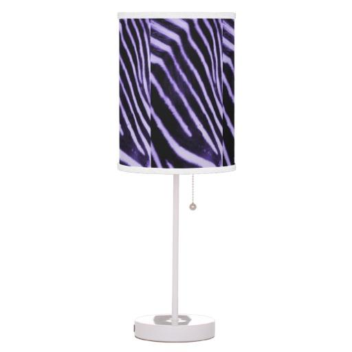 zebra lamps photo - 4