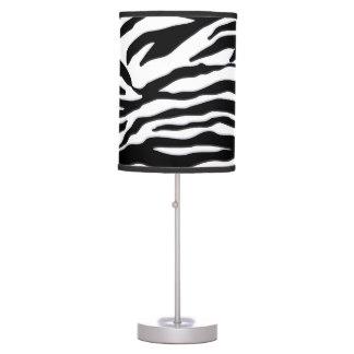 zebra print lamps photo - 3
