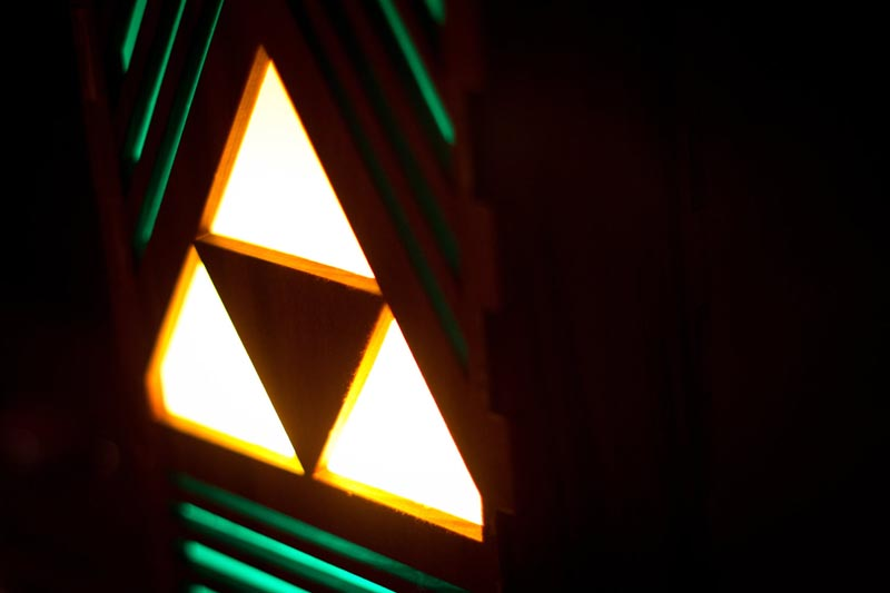 zelda lamp photo - 4