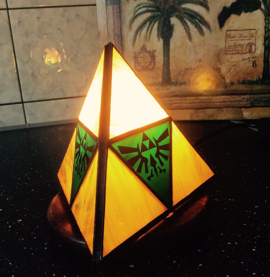 zelda lamp photo - 6