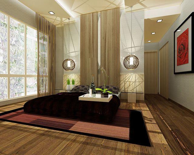 zen floor lamp photo - 8